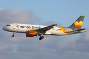 Thomas Cook Airlines Balearics Airbus A320-214 (EC-MVH) at  Lanzarote - Arrecife, Spain
