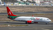 Alba Star Boeing 737-81Q (EC-NAB) at  Gran Canaria, Spain