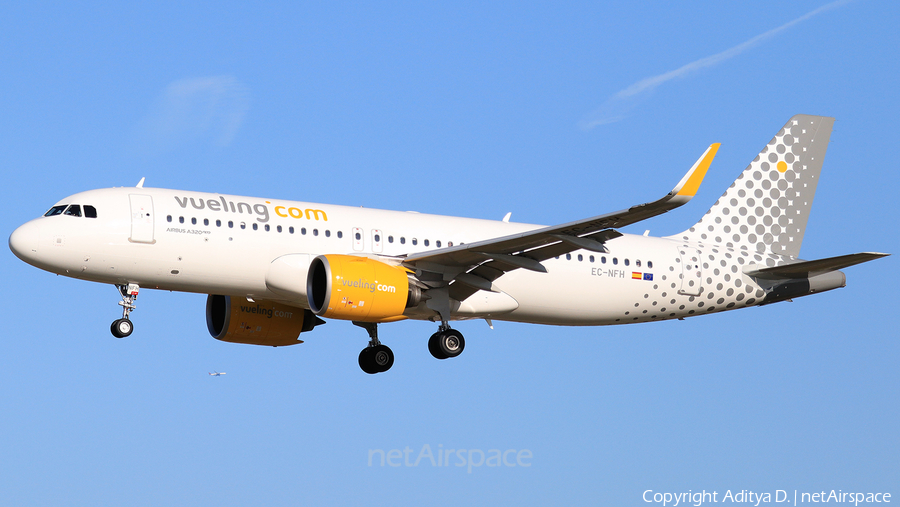 Vueling Airbus A320-271N (EC-NFH) | Photo 363494