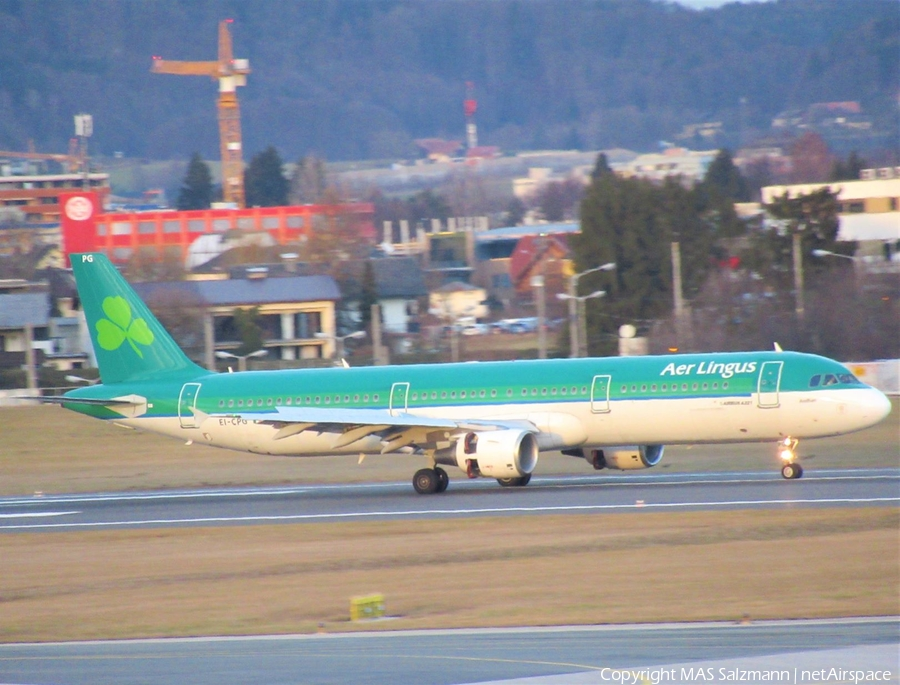Aer Lingus Airbus A321-211 (EI-CPG) | Photo 374921