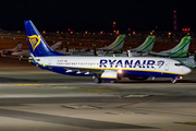 Ryanair Boeing 737-8AS (EI-DPY) at  Gran Canaria, Spain