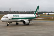 Alitalia Airbus A320-216 (EI-DTA) at  Berlin - Tegel, Germany