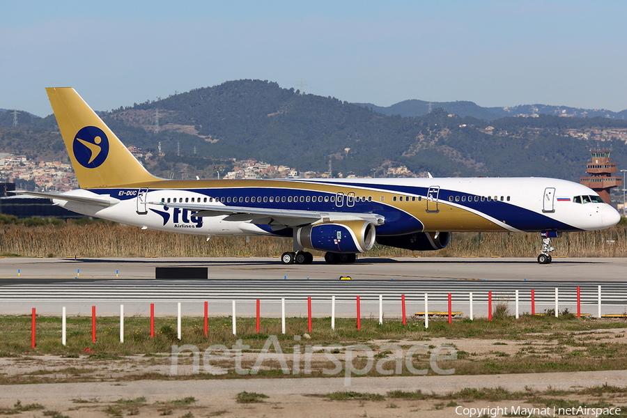 I-Fly Boeing 757-256 (EI-DUC) | Photo 159528