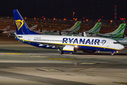 Ryanair Boeing 737-8AS (EI-EBN) at  Gran Canaria, Spain