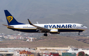 Ryanair Boeing 737-8AS (EI-EKE) at  Gran Canaria, Spain
