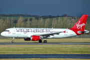 Virgin Atlantic Airways Airbus A320-214 (EI-EZV) at  Edinburgh - Turnhouse, United Kingdom