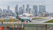 Alitalia Embraer ERJ-190LR (ERJ-190-100LR) (EI-RNC) at  London - City, United Kingdom