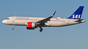SAS - Scandinavian Airlines Ireland Airbus A320-251N (EI-SIH) at  Amsterdam - Schiphol, Netherlands