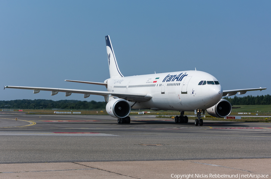 Iran Air Airbus A300B4-605R (EP-IBC) | Photo 254587