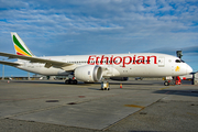 Ethiopian Airlines Boeing 787-8 Dreamliner (ET-ATI) at  Oslo - Gardermoen, Norway