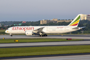 Ethiopian Airlines Boeing 787-9 Dreamliner (ET-AXS) at  Atlanta - Hartsfield-Jackson International, United States