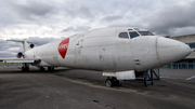 VIVES University of Applied Sciences Boeing 727-223F (EX EC-IDQ) at  Bruges/Ostend - International, Belgium
