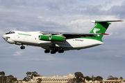 Turkmenistan Airlines Ilyushin Il-76TD (EZ-F427) at  Luqa - Malta International, Malta