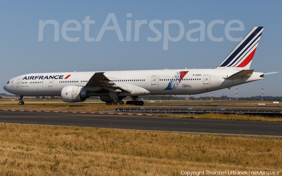 Air France Boeing 777-328(ER) (F-GSQI) | Photo 380659