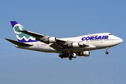 Corsair International Boeing 747SP-44 (F-GTOM) at  Paris - Orly, France