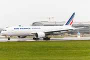Air France Cargo Boeing 777-F28 (F-GUOB) at  Dublin, Ireland