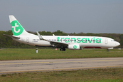 Transavia France Boeing 737-8K2 (F-GZHQ) at  Nantes/Bougenais - Atlantique, France