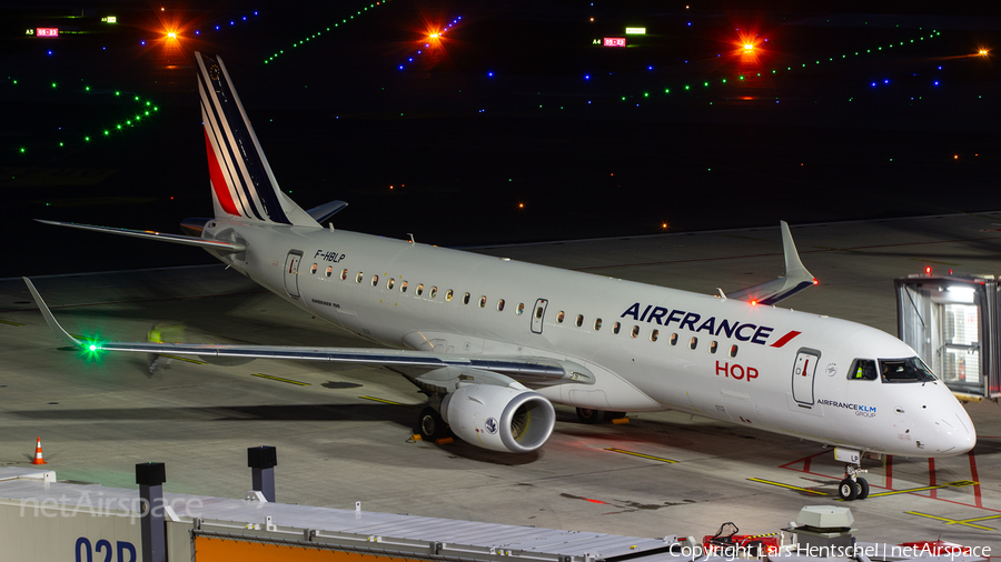 Air France (HOP!) Embraer ERJ-190STD (ERJ-190-100STD) (F-HBLP) | Photo 408511