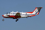 Direction Generale de l'Aviation Civile (DGAC) Beech King Air B200GT (F-HCEV) at  Toulouse - Blagnac, France