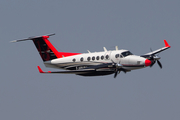 (Private) Beech King Air B200GT (F-HNAV) at  Brussels - International, Belgium