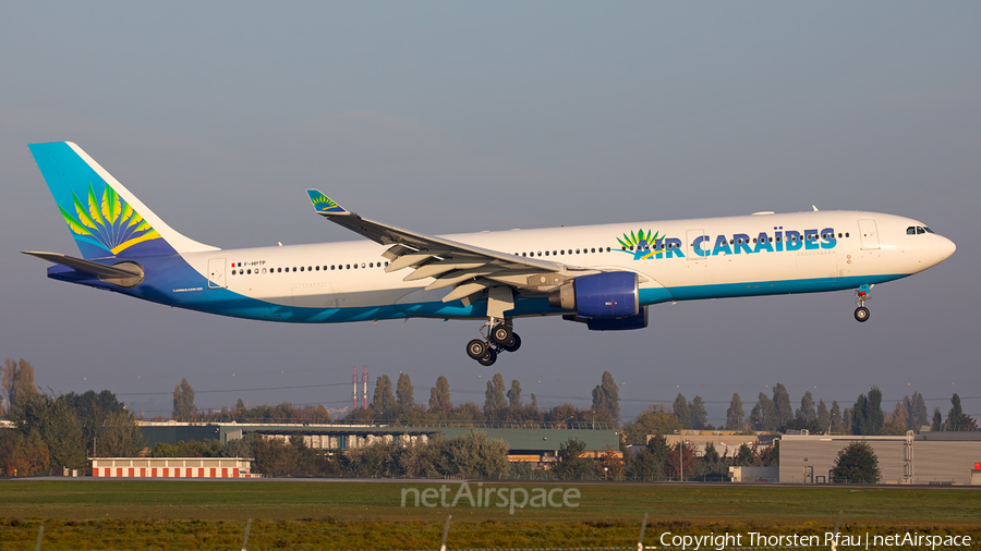 Air Caraibes Airbus A330-323X (F-HPTP) | Photo 231604
