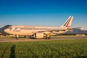 French Government Airbus A310-304 (F-RADC) at  Salzburg - W. A. Mozart, Austria