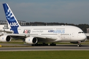 Airbus Industrie Airbus A380-861 (F-WWDD) at  Hamburg - Finkenwerder, Germany