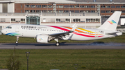 Colorful Guizhou Airlines Airbus A320-251N (F-WWII) at  Hamburg - Finkenwerder, Germany