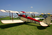 (Private) De Havilland DH.82A Tiger Moth (G-AOJK) at  Northampton - Sywell, United Kingdom