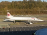 British Airways Aerospatiale-BAC Concorde 102 (G-BOAG) at  Seattle - Boeing Field, United States