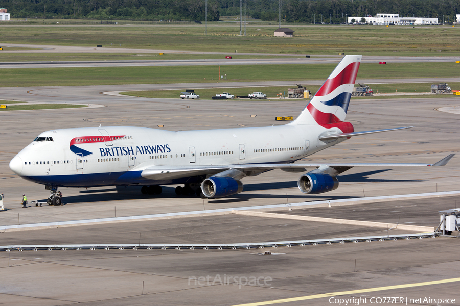 British Airways Boeing 747-436 (G-CIVV) | Photo 85687