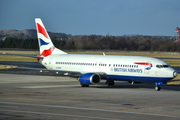 British Airways Boeing 737-436 (G-DOCF) at  Edinburgh - Turnhouse, United Kingdom