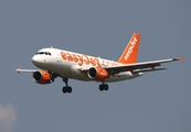 easyJet Airbus A319-111 (G-EZIN) at  Belfast / Aldergrove - International, United Kingdom