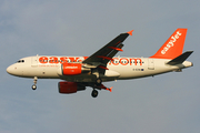 easyJet Airbus A319-111 (G-EZIN) at  London - Gatwick, United Kingdom