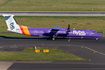 Flybe Bombardier DHC-8-402Q (G-FLBE) at  Dusseldorf - International, Germany
