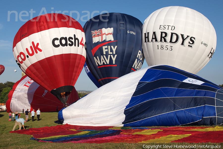 (Private) Cameron Balloons Z-105 (G-IBCF) | Photo 60034