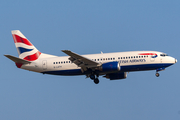British Airways Boeing 737-3Y0 (G-LGTH) at  Barcelona - El Prat, Spain
