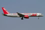 Jet2 Boeing 757-21B (G-LSAI) at  Amsterdam - Schiphol, Netherlands