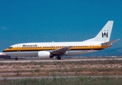 Monarch Airlines Boeing 737-3Y0 (G-MONH) at  Palma De Mallorca - Son San Juan, Spain