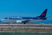 British Midland Airways - BMA Boeing 737-33A (G-OBMB) at  Palma De Mallorca - Son San Juan, Spain