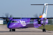 Flybe Bombardier DHC-8-402Q (G-PRPF) at  Manchester - International (Ringway), United Kingdom
