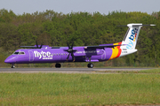 Flybe Bombardier DHC-8-402Q (G-PRPM) at  Nantes/Bougenais - Atlantique, France