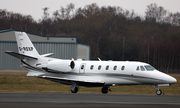 Catreus Business Air Charter Cessna 560XL Citation XLS+ (G-RSXP) at  Bournemouth - International (Hurn), United Kingdom