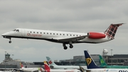 Loganair Embraer ERJ-145MP (G-SAJO) at  Dublin, Ireland