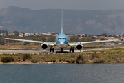 TUI Airways UK Boeing 737-8K5 (G-TAWC) at  Corfu - International, Greece