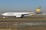 Condor Airbus A330-243 (G-TCCG) at  Frankfurt am Main, Germany