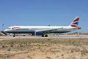 British Airways Airbus A321-231 (G-TTID) at  Faro - International, Portugal