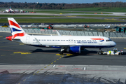 British Airways Airbus A320-251N (G-TTNE) at  Hamburg - Fuhlsbuettel (Helmut Schmidt), Germany