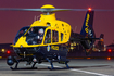 Thames Valley Police Eurocopter EC135 P2+ (P2i) (G-TVHB) at  RAF Northolt, United Kingdom