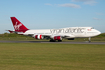 Virgin Atlantic Airways Boeing 747-4Q8 (G-VBIG) at  Manchester - International (Ringway), United Kingdom